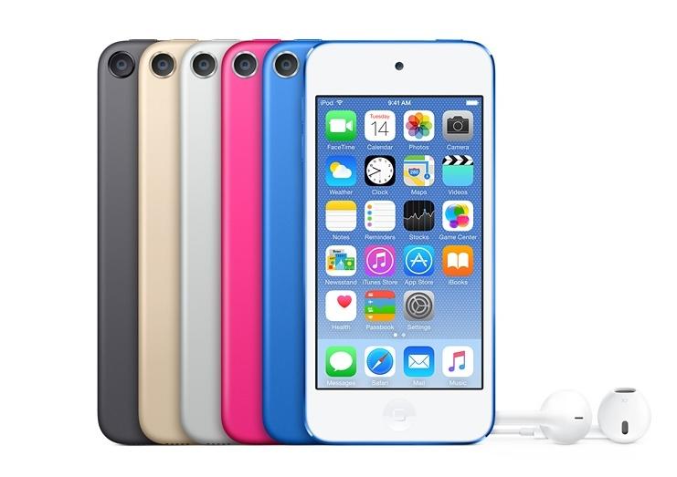 iPod touch gen 6 16GB chính hãng
