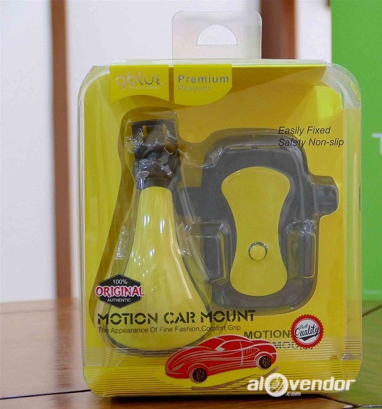Motion Car Mount Gblue