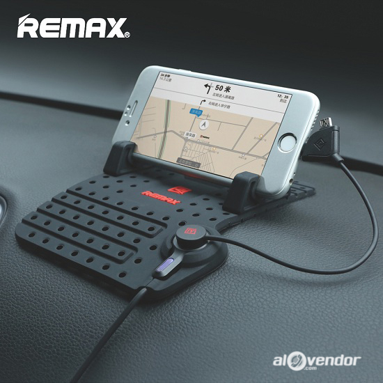 Giá kê điện thoại tap lô xe hơi REMAX