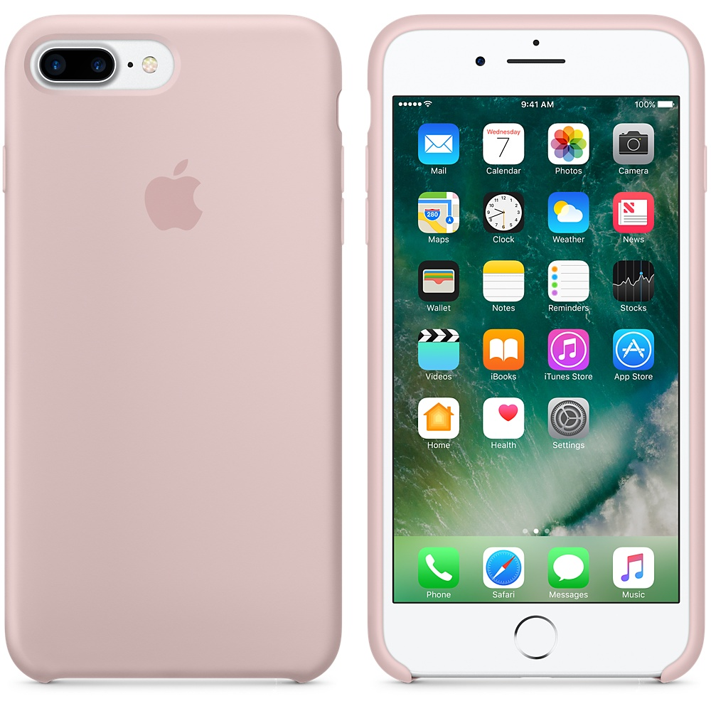 Ốp iPhone 7 Plus Silicone