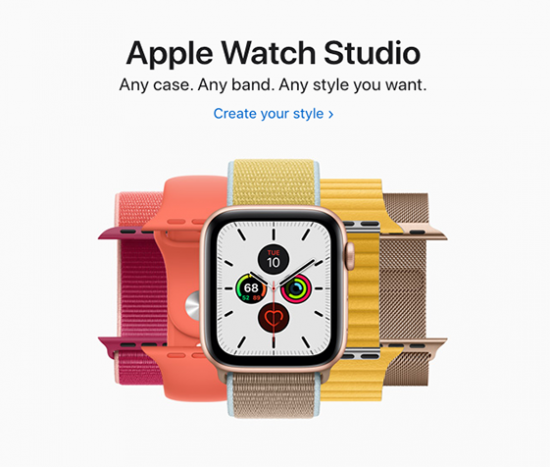 Thay dây apple watch