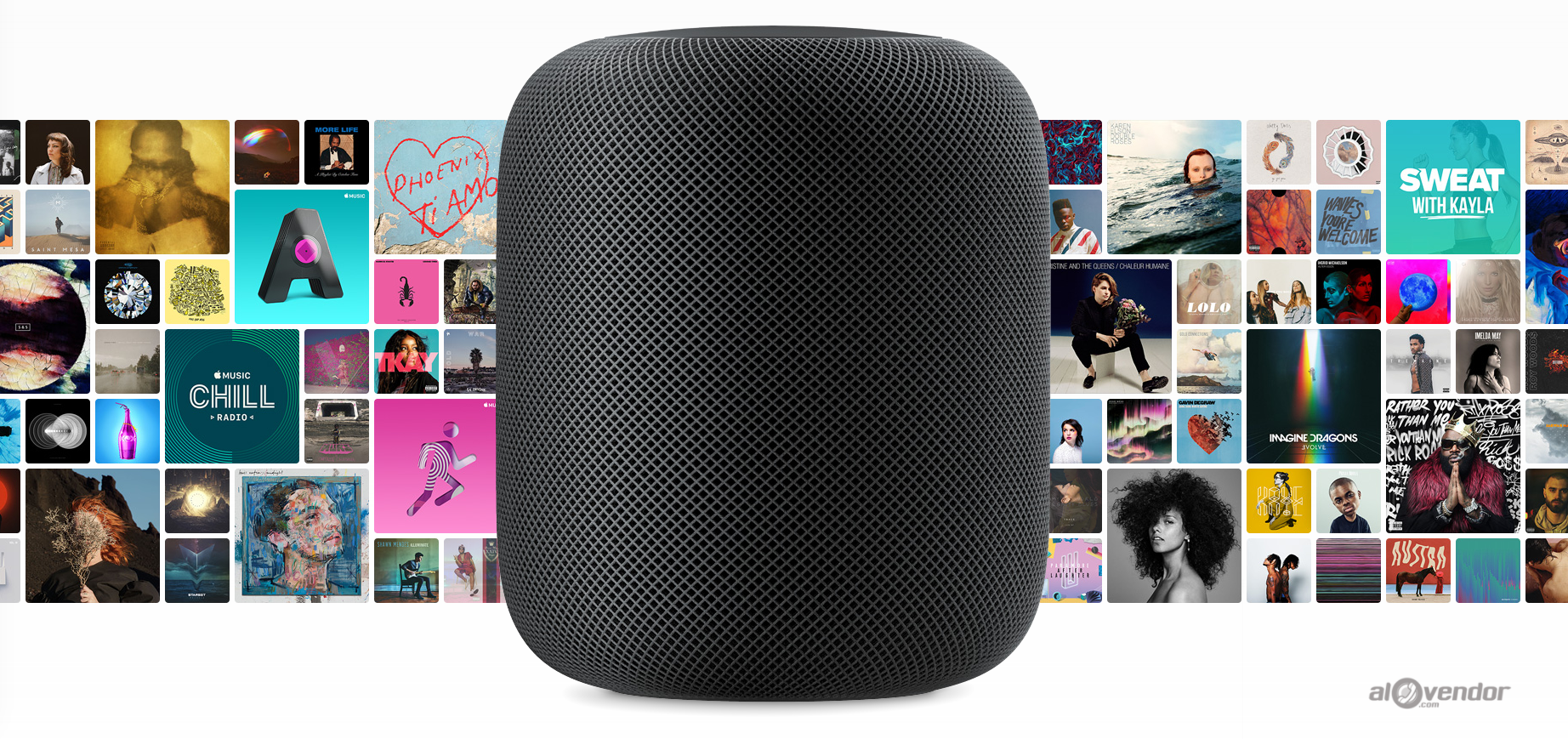 Apple launched super smart speaker HomePod