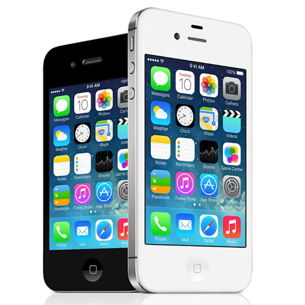 iPhone 4s 32GB Black 9...