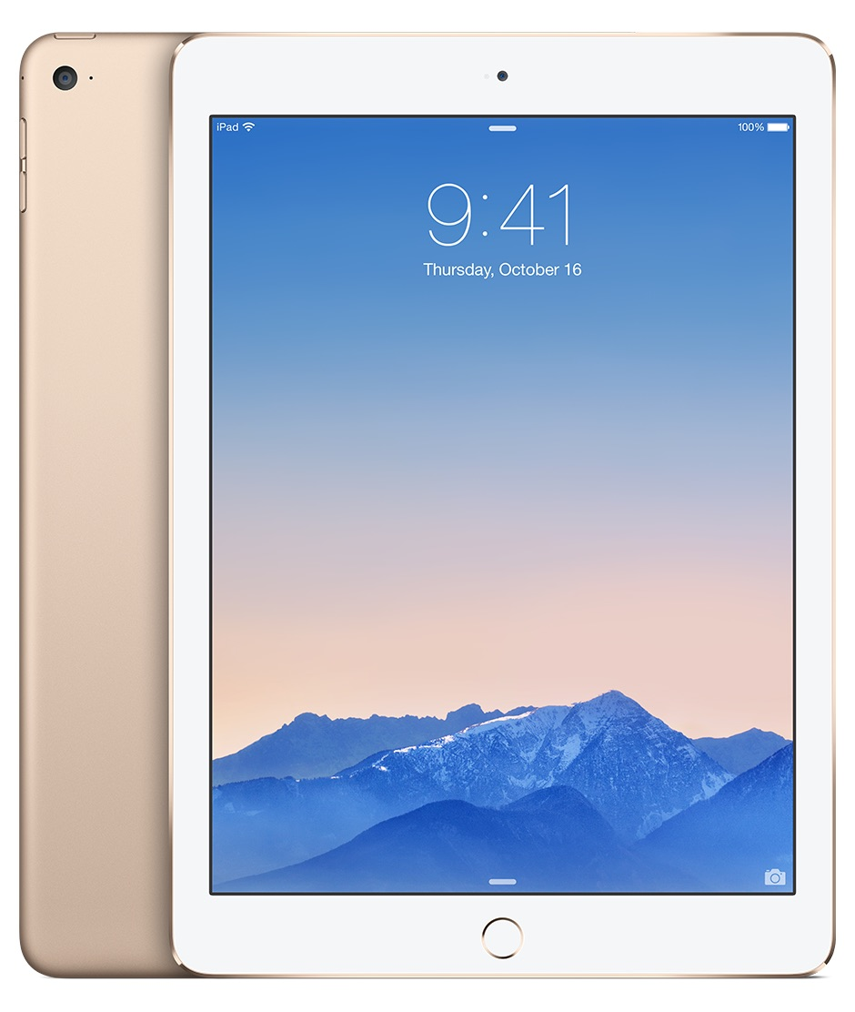 iPad Air 2 16GB Wifi 4G Gold