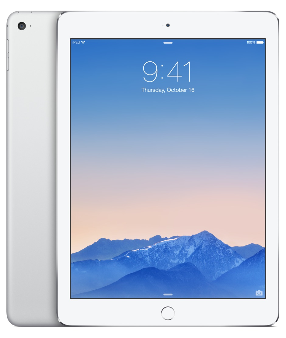 iPad Air 2 64GB Wifi Silver