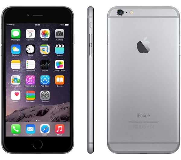 iPhone 6 Plus 16GB Gray CPO