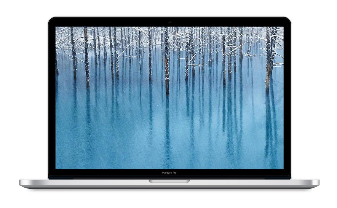 MacBook Pro Retina ME866 chính hãng