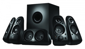 Loa Logitech Surround Sound Speakers Z506