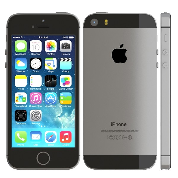iPhone 5s 16GB Gray
