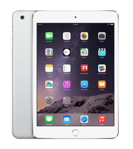 iPad mini 3 64GB Wifi Silver