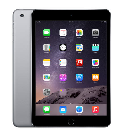 iPad mini 3 16GB Wifi 4G Gray