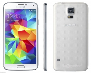 Vỏ SAMSUNG Galaxy S5 Black/White