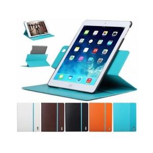 Bao da iPad Air 2 xoay 360 ROCK chính hãng