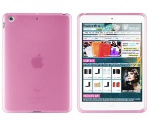Ốp lưng iPad mini silicon trong (nhiều màu)
