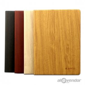 Bao da iPad Air giả gỗ chính hãng KAKU