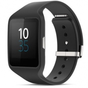 SONY SmartWatch 3 SW3 SWR50 (Black)