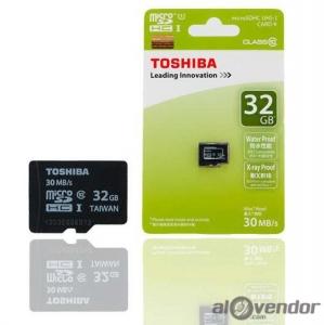 Thẻ nhớ Micro SD Toshiba 32GB Class 10 chính hãng