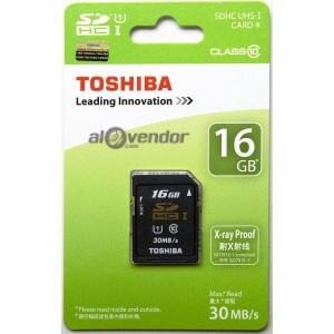 Thẻ nhớ SD Toshiba 16GB Class 10 chính hãng
