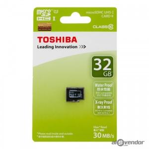 Thẻ nhớ SD Toshiba 32GB Class 10 chính hãng
