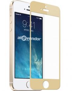 Dán cường lực iPhone 5s mạ vàng 2 mặt