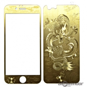 Dán cường lực iPhone 6 Rồng vàng 2 mặt