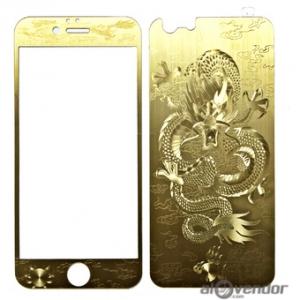Dán cường lực rồng vàng iPhone 6 Plus