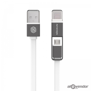 Cap Nillkin 2 trong 1 (Lightning & Micro USB)