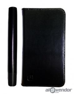 Bao da Samsung S4 Gosh Venetta Black