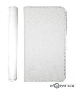 Bao da Samsung S4 Gosh Venetta White