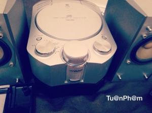 Dàn máy CD/MD Victor cực độc (110V)