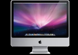 iMac 24 inch MB418 99%