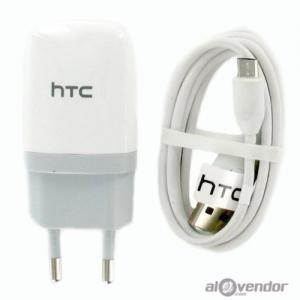 Bộ sạc điện thoại HTC 2 trong 1