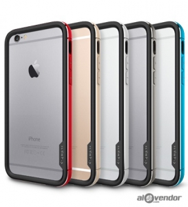 Case iPhone 6 SPIGEN Neo Hybrid Metal