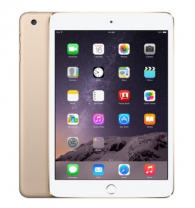 iPad mini 3 16GB Wifi Gold