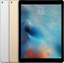 iPad Pro 32GB Wifi Gold/Silver/Gray