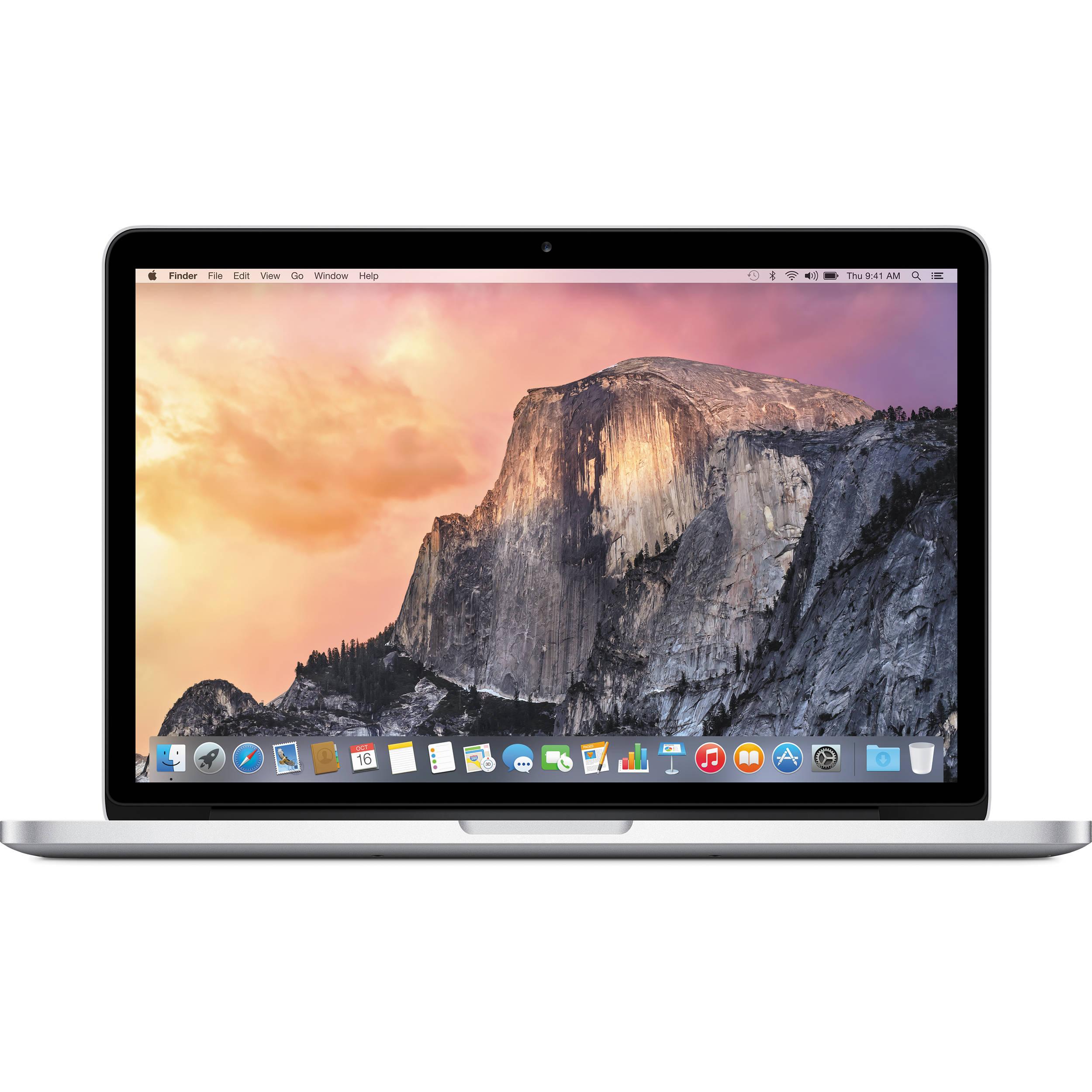 MacBook Pro Retina 15 inch MJLT2 2015