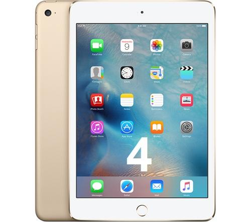 iPad mini 4 16GB 4G Gold