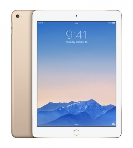 iPad Air 2 128GB Wifi 4G Gold