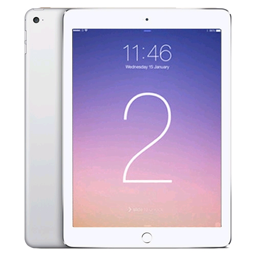 iPad Air 2 128GB Wifi 4G Silver