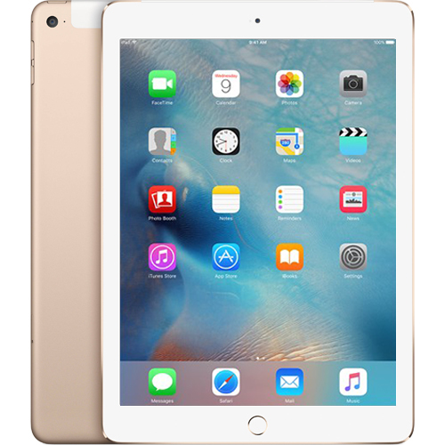 iPad Pro 128GB Wifi 4G Gold
