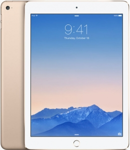 iPad Pro 128GB Wifi Gold