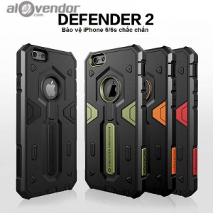 Case chống sốc iPhone 6 Nillkin Defender 2