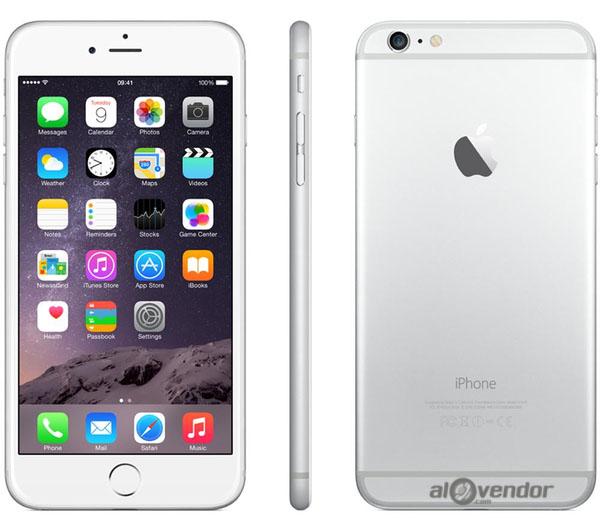 iPhone 6 64GB Silver 99%