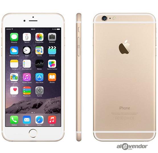 iPhone 6 Plus 64GB Gold 99%