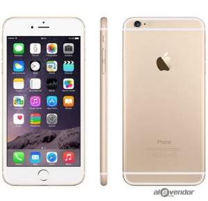 iPhone 6 Plus 64GB Gold 99%