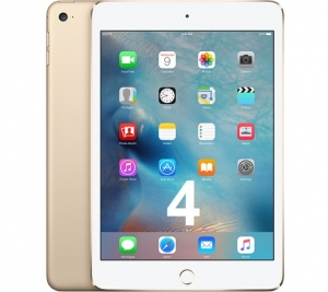 iPad mini 4 16GB 4G Gold 99%
