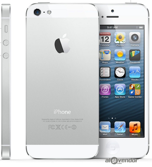 iPhone 5 32GB White 99%