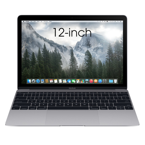 MacBook 12 inch MJY32 Gray