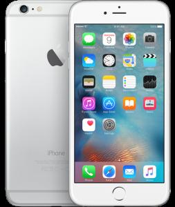 iPhone 6 Plus 64GB Silver CPO