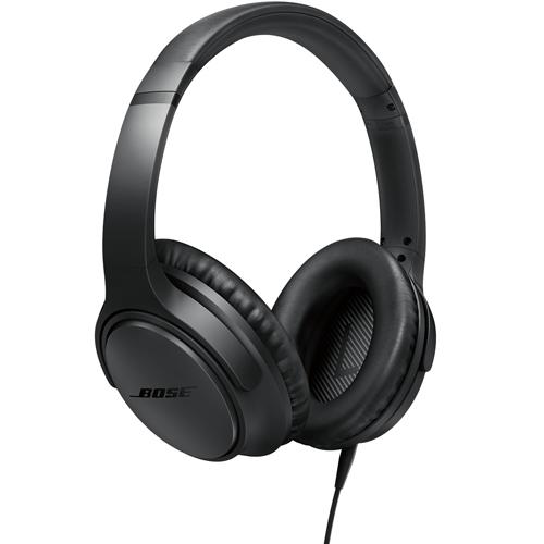 Tai nghe Bose SoundTrue II- Charcoal